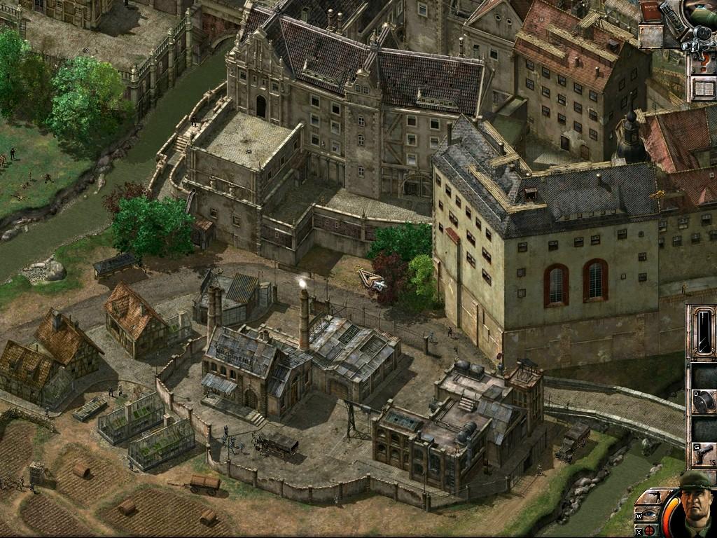 Source For Commandos Games